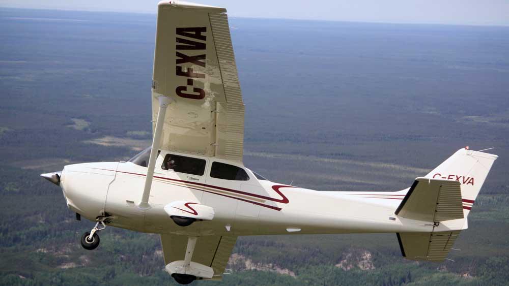 McMurray Aviation Cessna 172 XVA