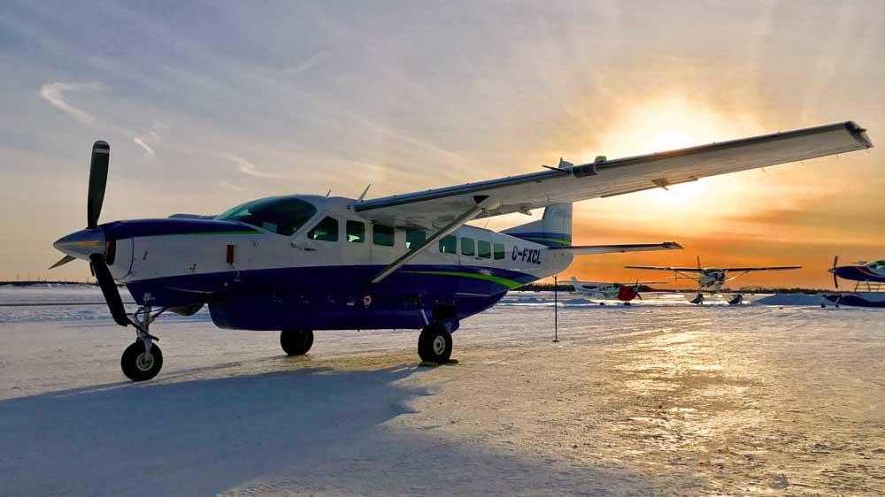 McMurray Aviation Caravan XCL